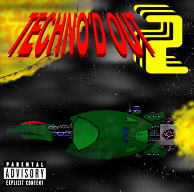 Techno'd Out 2 CD cover